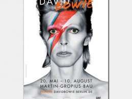 David Bowie Exhibition in Berlin now extended until August 24th!!
