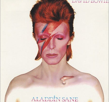 Aladdin Sane is July's featured album! Check back regularly for new content…
