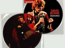 Competition to win 'Knock On Wood' 40th Anniversary picture disc!