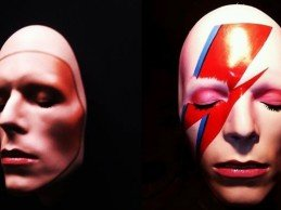 David Bowie life mask sculptures by Mark Wardel are back on sale for a limited time!