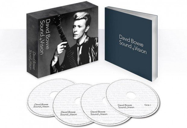 Pre-order the excellent 4 CD re-release of Sound + Vision for only £13.48!