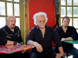 UK Tour and Album by Reeves Gabrels & His Imaginary Fr13nds!
