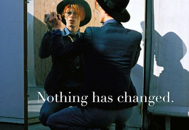 David Bowie 'Nothing Has Changed' Is Out Now!