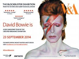 David Bowie Is film showing at selected cinemas worldwide throughout November