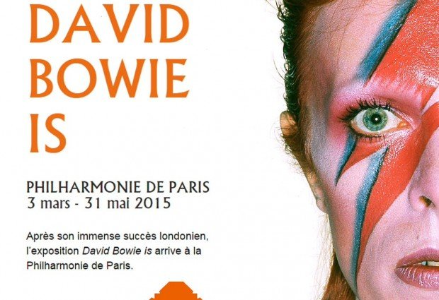 David Bowie Is exhibition opens in Paris on March 3rd