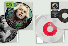 2 Bowie Record Store Day releases on April 18th (Via DavidBowie.com)