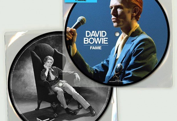 Fame is the next 40th Anniversary Picture Disc, out July 24th!