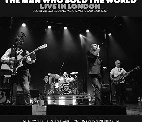 Tony Visconti & Holy Holy set to release TMWSTW Live Double CD June 1st