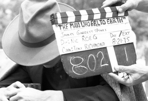 Candy Clark to answer your questions about The Man Who Fell To Earth!