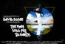 'The Man Who Fell To Earth' will be featured throughout September…