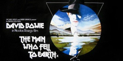 'The Man Who Fell To Earth' Special Feature