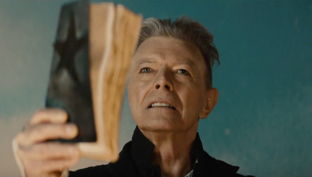 ★ Blackstar directed by Johan Renck