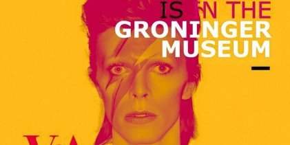 David Bowie Is Now Open at Groninger Museum, Netherlands