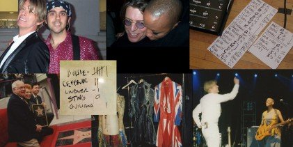 Bowie Roundtable with Gail Ann Dorsey, Mark Plati and Tim Lefebvre