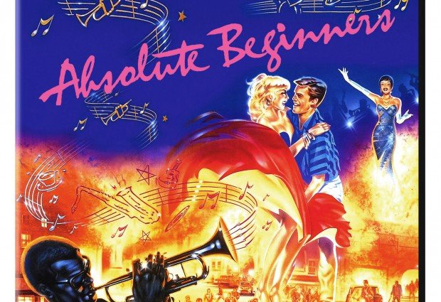 Absolute Beginners Blu-ray released on 25 July, Pre-order now!