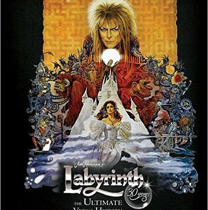 Labyrinth: The Ultimate Visual History out 18 October! Pre-order now