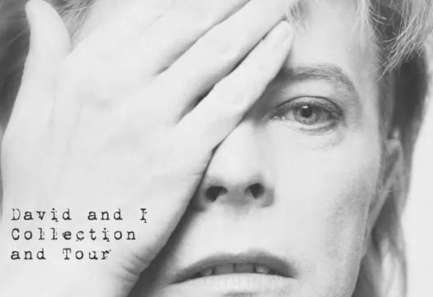 David and I: My photographic account of travelling the world with David Bowie. Now extended into 2017!