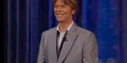 Best of David Bowie on Conan O'Brien