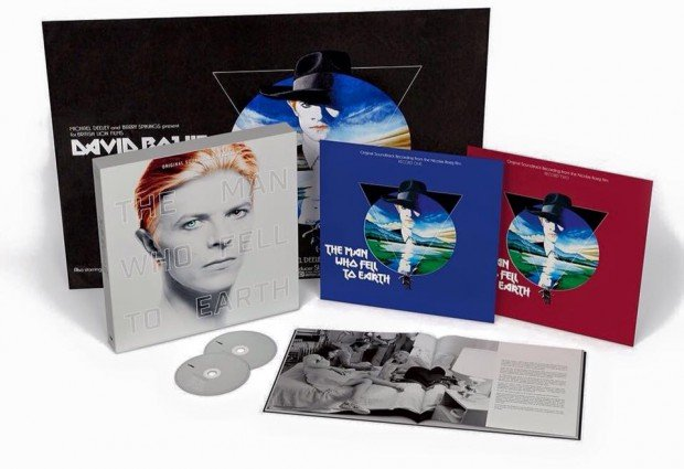 The Man Who Fell To Earth Soundtrack is Available To Pre-order Now!