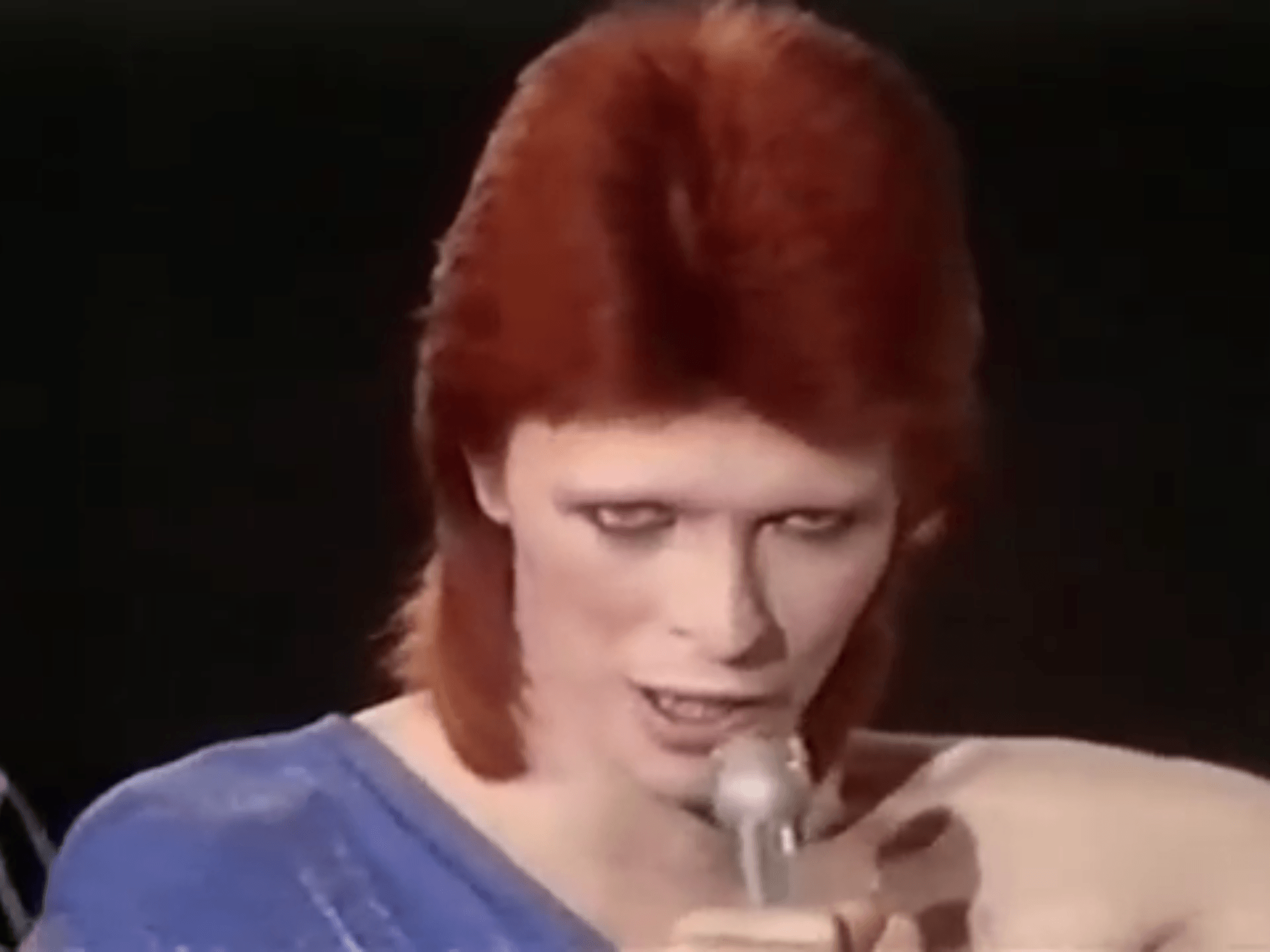 Time the 1980 floor show new edit remastered david for 1980 floor show david bowie