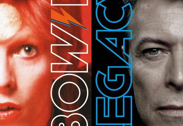 New David Bowie greatest hits album 'Bowie Legacy' announced! Pre-order now!