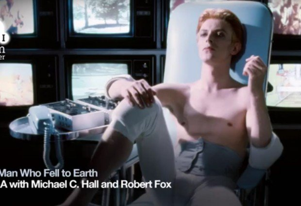 Q&A, Michael C. Hall on The Man Who Fell to Earth and David Bowie