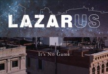 Lazarus cast – It's No Game