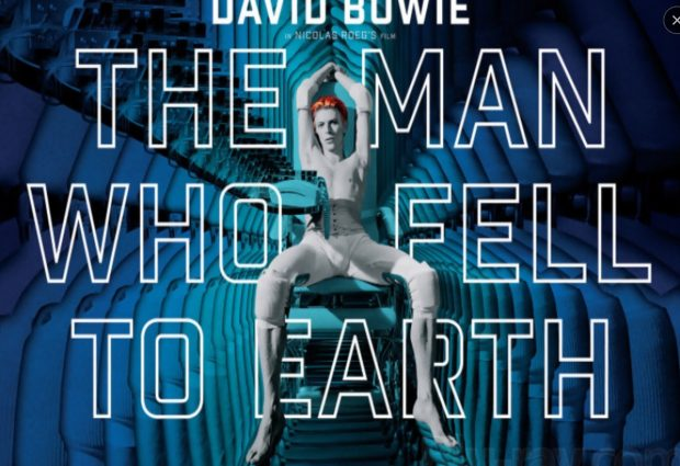 The Man Who Fell To Earth (Ltd Collector's Edition) 4K [Blu-ray + DVD) released on January 24th in North America, pre-order now!