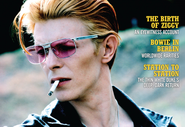 Out Now! Record Collector – Bowie: Through The Music