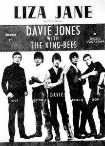 davie jones poster