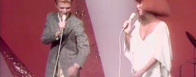 david bowie young americans medley with cher on the cher show