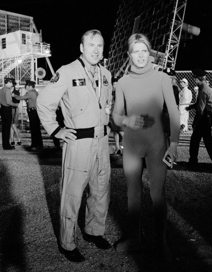 db and jim lovell