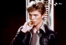 "David Bowie – ""Heroes"" Italian TV – 1977 (Re edit by Nacho)"