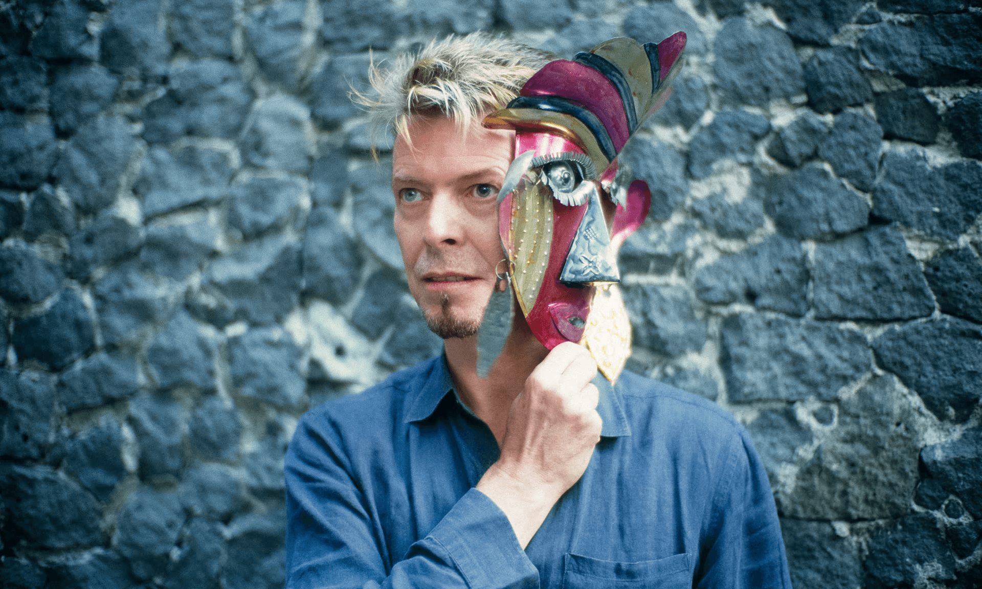 David Bowie Among The Mexican Masters Exhibition In La