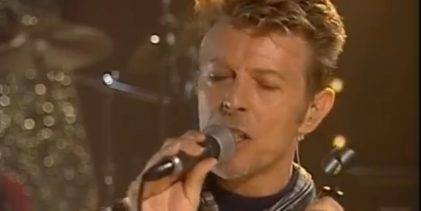 David Bowie – The Man Who Sold The World | Interview | Hallo Spaceboy (Swedish TV, 1996)