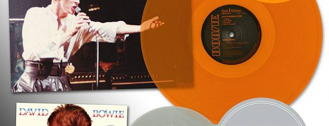 Exclusive Bowie vinyl for Brooklyn Museum!