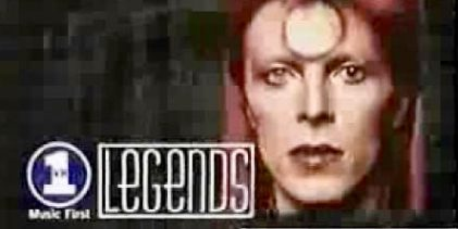 David Bowie – VH1 Legends (1998)