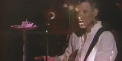David Bowie, Live – Universal Amphitheatre, Universal City, CA (1997) Pro-shot