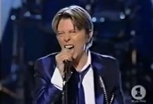 David Bowie – Rebel Rebel & Cactus, Live – VH1/Vogue Fashion Awards, NYC, 2002