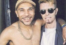 VIDEO: Goldie on working with David Bowie