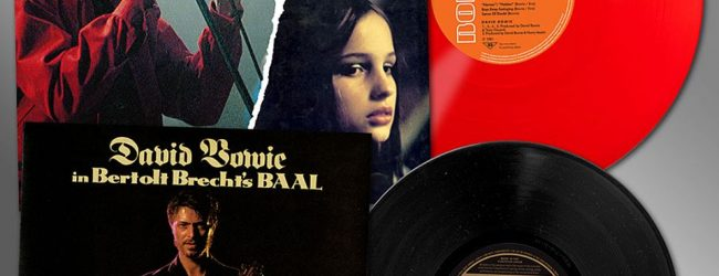 Christiane F and Baal vinyl plus Welcome To The Blackout CD due!
