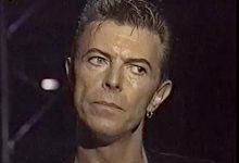 David Bowie & Tony Sales Interview (1992)