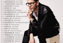 Donny McCaslin's Autumn 2018, BLOW Tour dates!