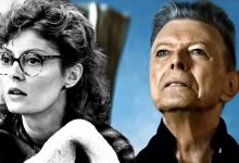 Susan Sarandon Talks About David Bowie And Her Movies