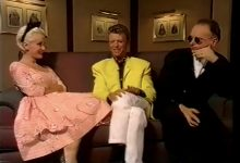 Tin Machine (DB & RG Interviewed by Paula Yates, 1991)