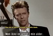 David Bowie interviewed in 1990