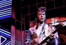 David Bowie – Time Will Crawl (Top of the Pops, unbroadcast, 1987)