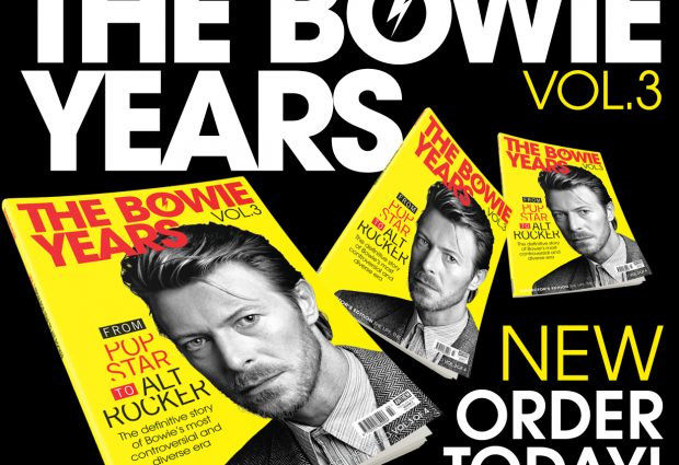 Competition! Win one of TEN copies of The Bowie Years Volume 3