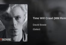 David Bowie – Time Will Crawl (MM Remix)
