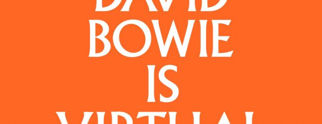 David Bowie Is Virtual – Press Release